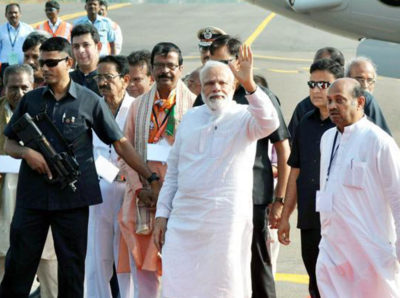PM Modi in Odisha- arrives in Bhubaneswar today