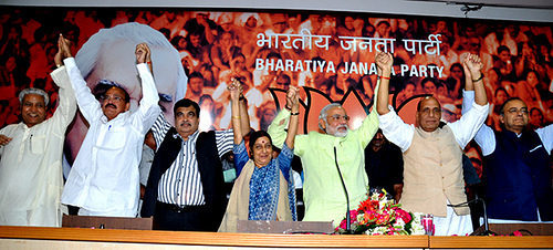 Achievements of the Modi government to campaign for coming back in power again?