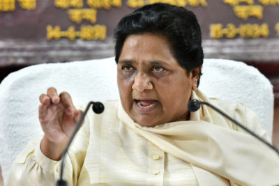 Mayawati – a game changer; held Digvijay responsible