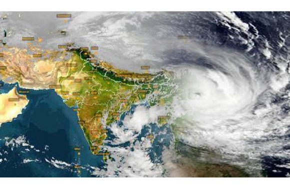 Cyclone Gaja- expected to hit coastal regions of Tamil Nadu today