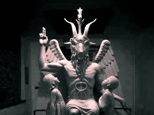 Netflix: Used of Baphomet Deity in Sabrina sued in court by Satanic Temple