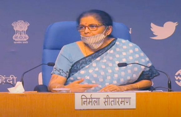 Finance Minister Nirmala Sitharaman Relief Package Announcement : Key Highlights