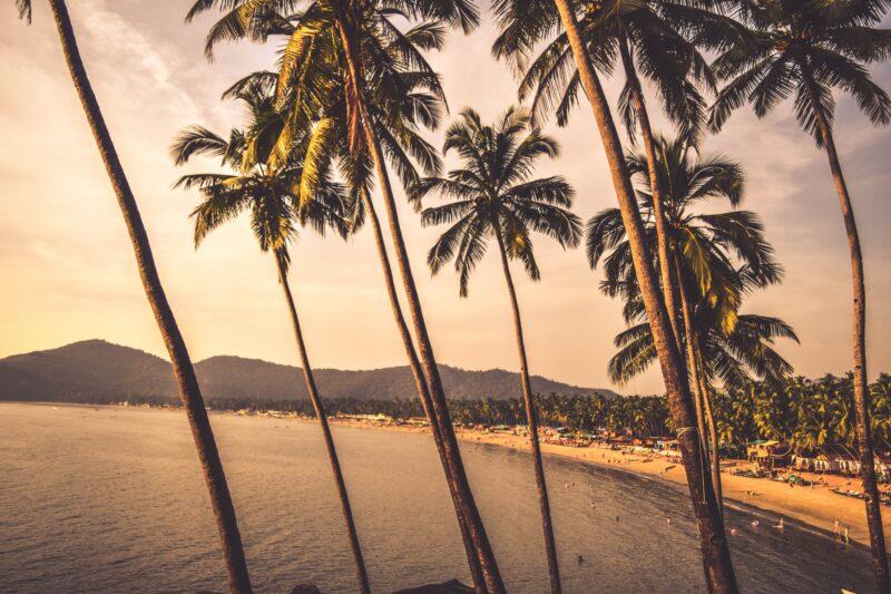 Famous Beaches in Goa, Palolem Beach