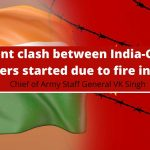 Violent clash between India-China soldiers