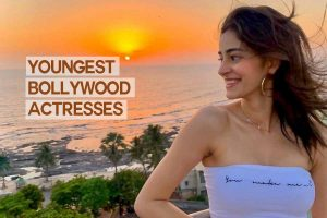 Top 10 Youngest Bollywood Actresses 2020