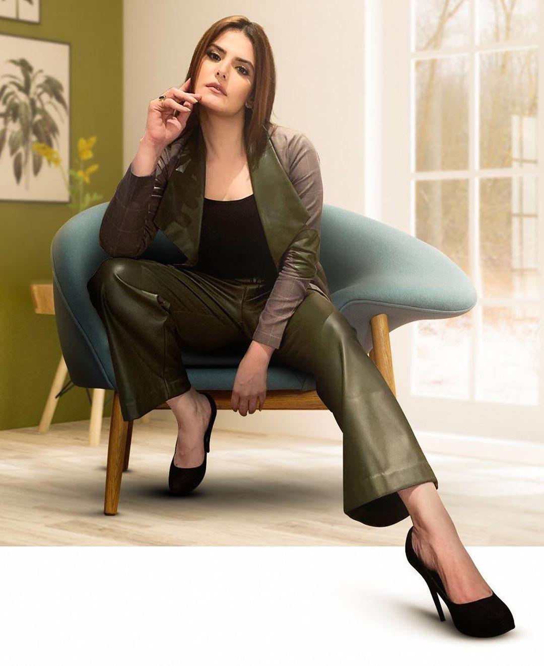 Bollywood Actress Zareen Khan