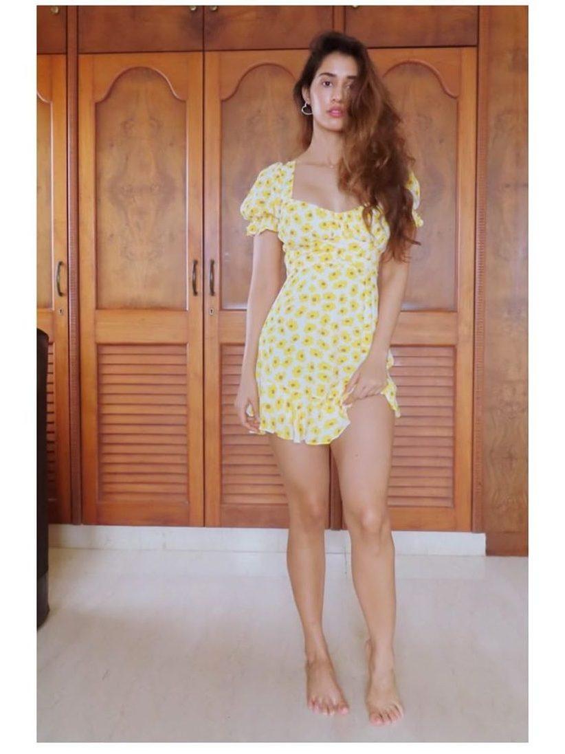 Beautiful Actress Disha Patani Images