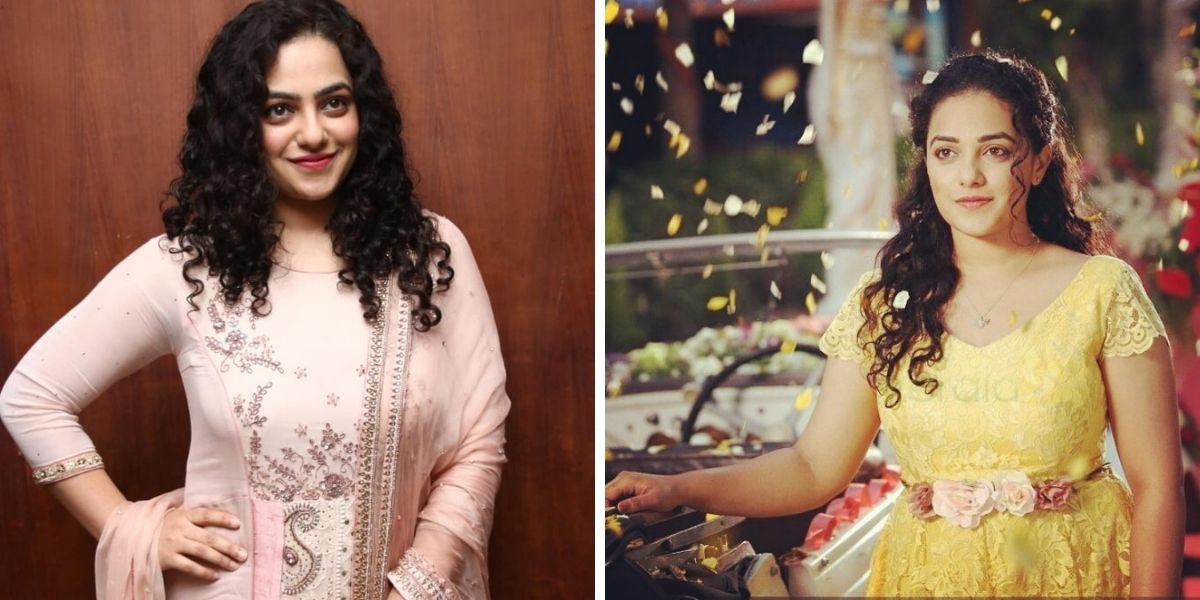 South Indian Actress Nithya Menen