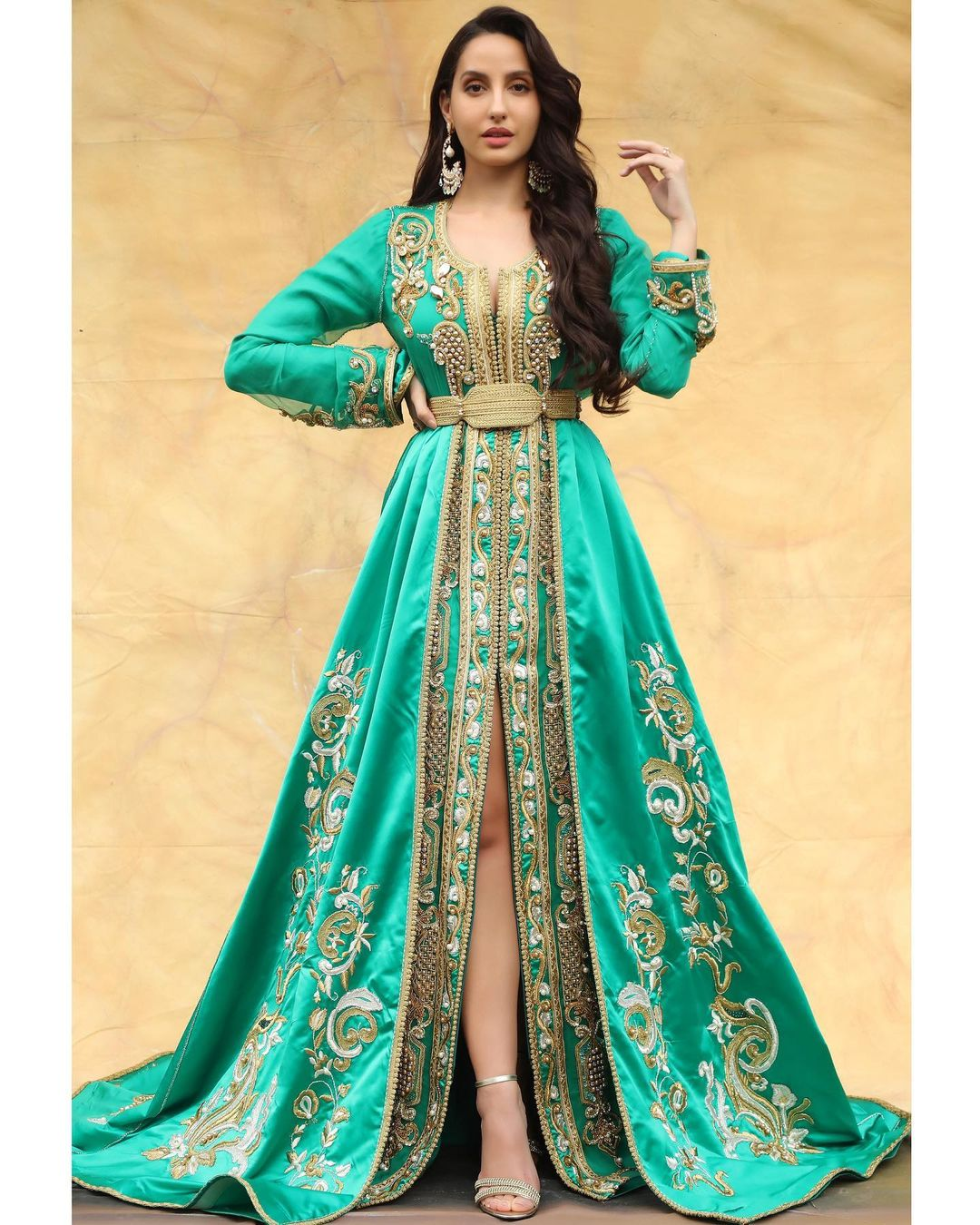Bollywood actress Nora Fatehi