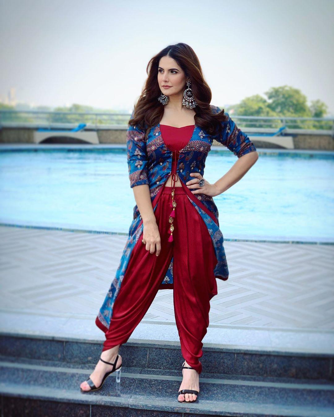 Actress Zareen Khan Picture