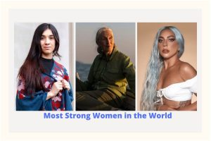 Top 10 Most Strong Women in the World