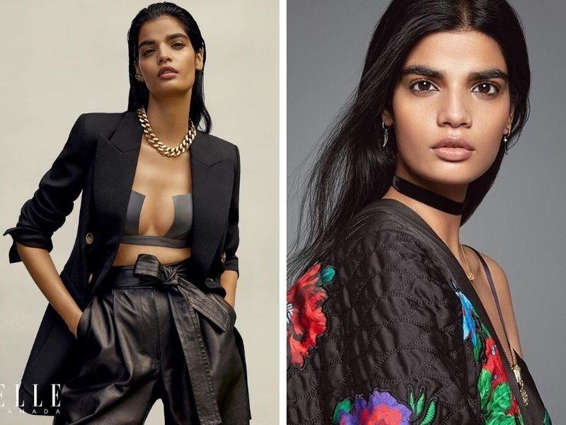 Bhumika Arora indian super model