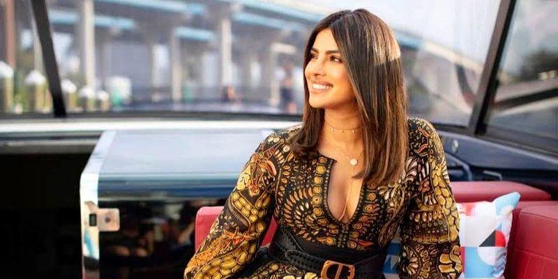 Priyanka Chopra Most Beautiful Indian Actresses