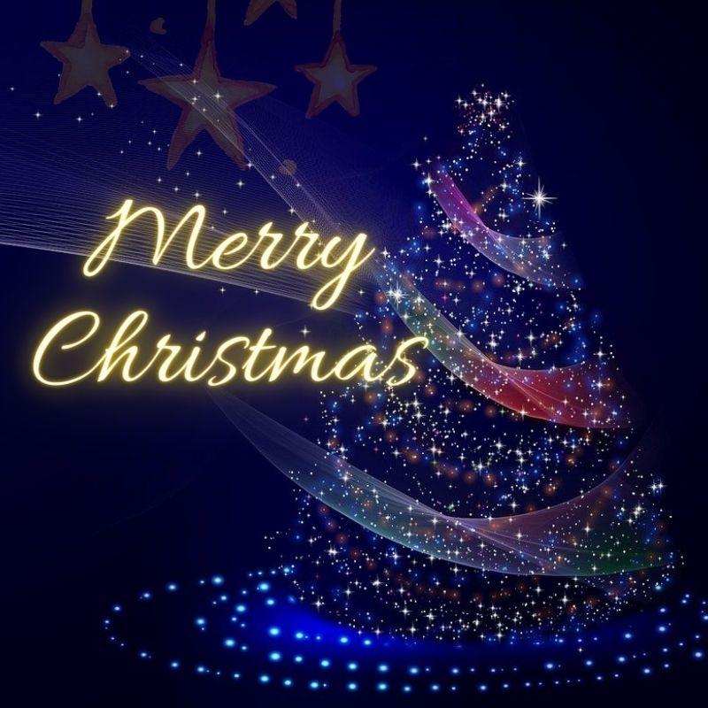 Merry Christmas wish status image 2020