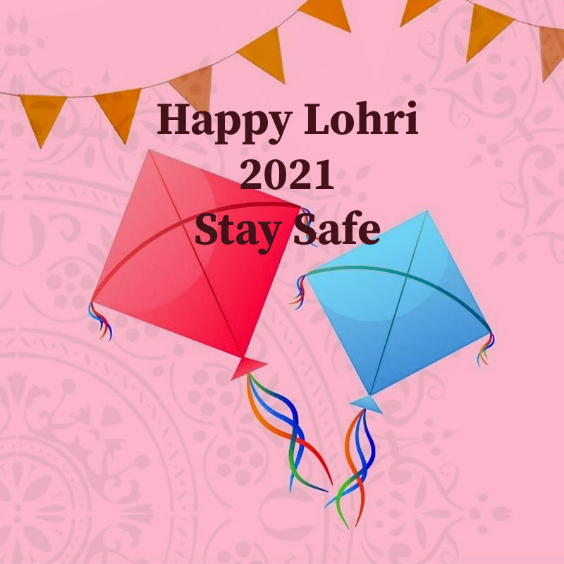 happy Lohri best wishes 2021