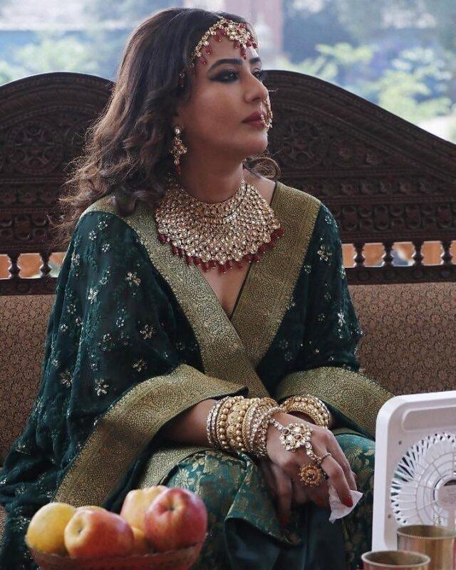shilpa shinde bold looks in paurashpur