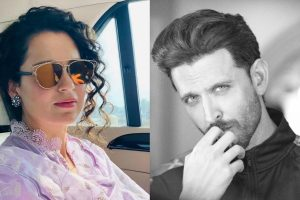 Hrithik Roshan Called by Mumbai Police in his Connection with Kangana Ranaut