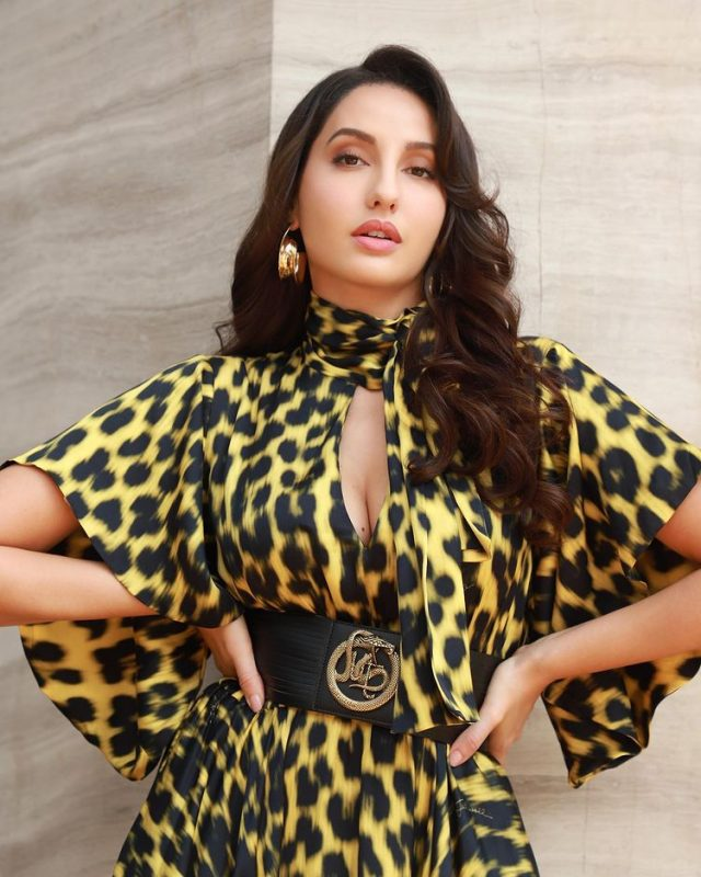 Nora Fatehi posted a gorgeous picture on instagram