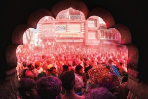 Pushkar Holi: Best Place to Celebrate a Happy Colorful Holi in India