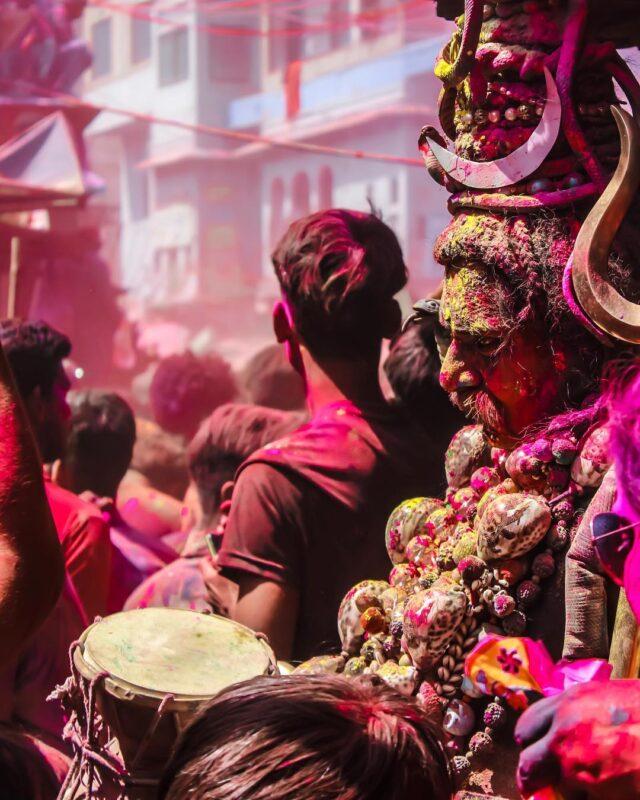 celebrate happiest holi in pushkar
