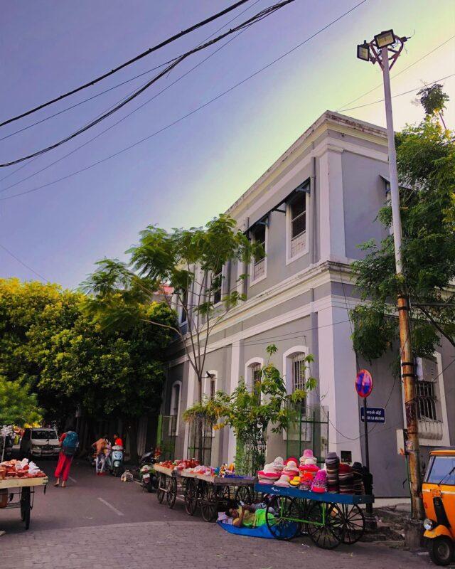 best travel destination to explore in Pondicherry