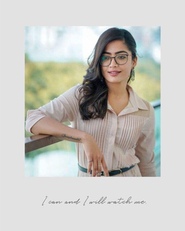 most beautiful south indian actress Rashmika Mandanna pictures