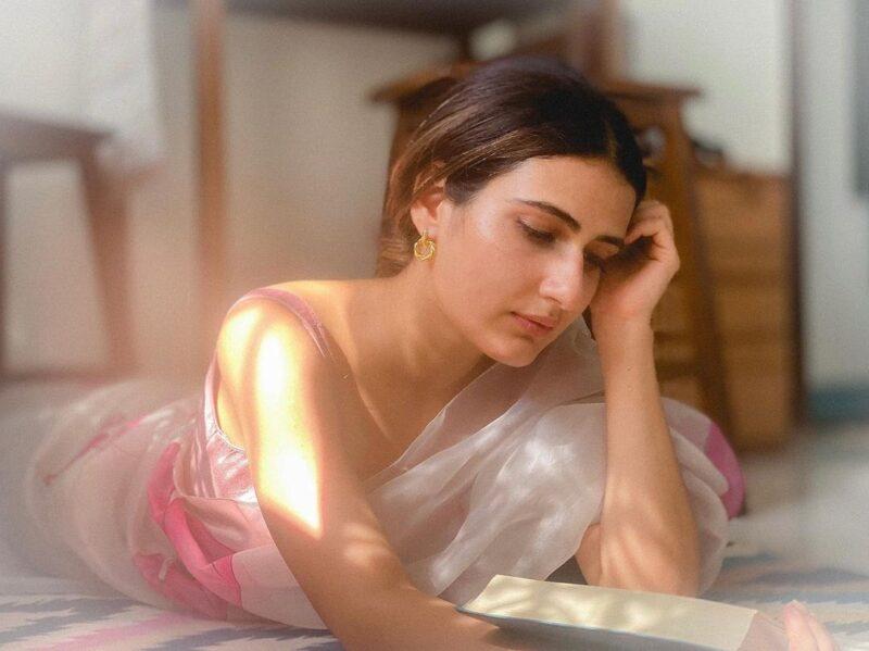 Fatima Sana Shaikh looks like an old-fashioned Bengali princess