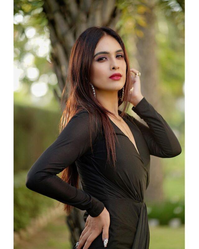 Sexiest Indian Model Neha Malik
